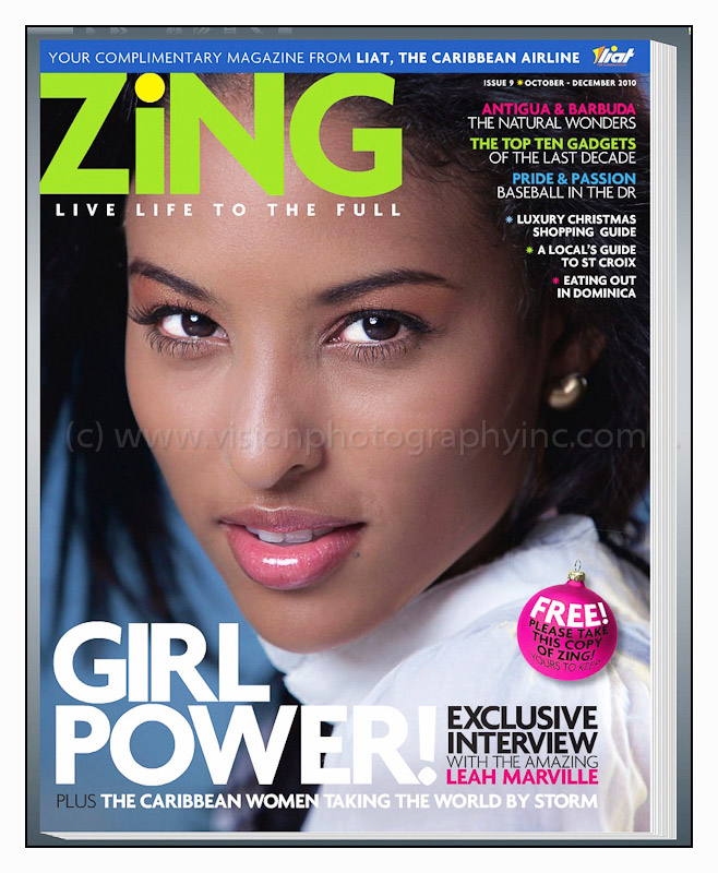 Zing Cover