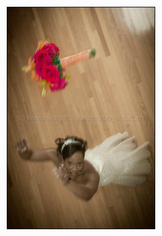 Catch the Bouquet!