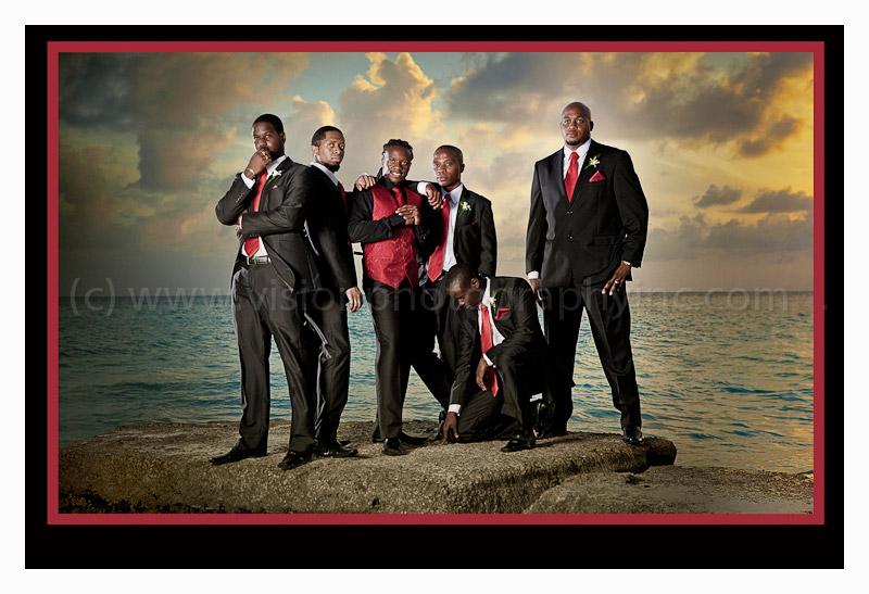 Gentlemen by the Sea