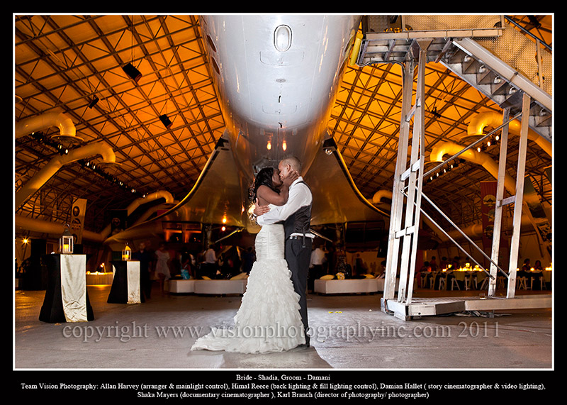 Shadia and Damani: The Concorde Experience