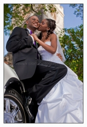 Denise and Dabian | Vision Photography Inc.